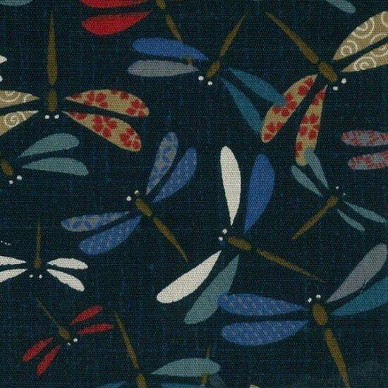 Saki Dragonflys - Navy - 67820