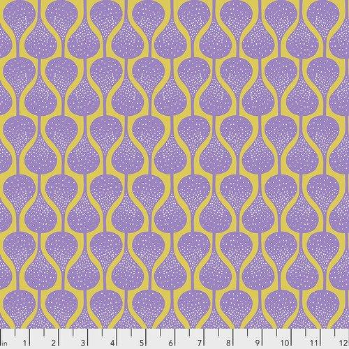Vibrant Blooms - Drops - Lavender - PWSN024