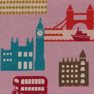 Echino - London Pink