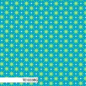 Ella Basics Stars - Blue/Green