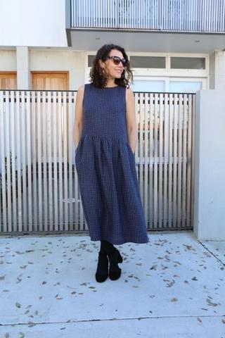 Tessuti Patterns - Felicia Dress
