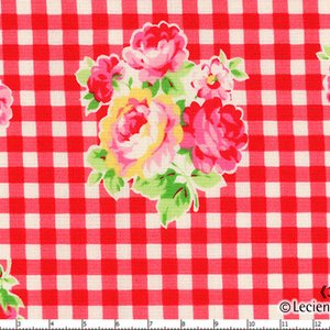 Flower Sugar 30748-30 Red