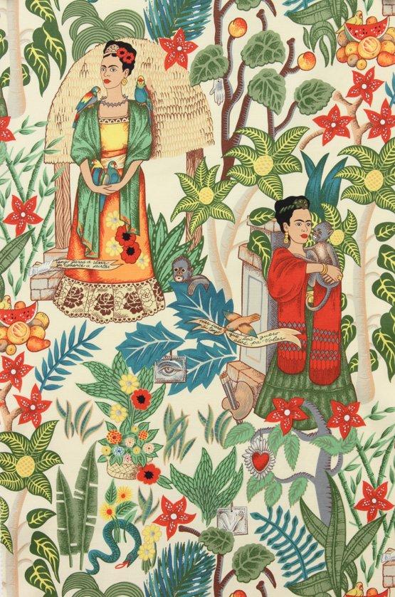 Frida's Garden - Natural - 6752AR