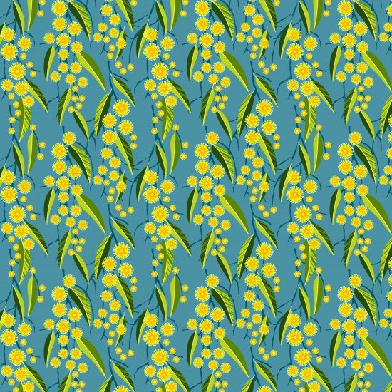 Golden Grove - Wattle 11710-Blue