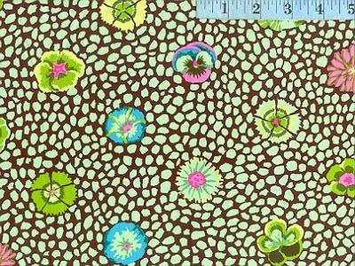 Guinea Flower PWGP059 Green
