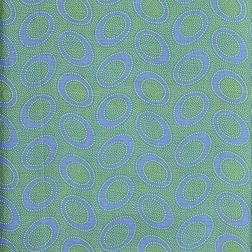 Aboriginal dots - Ocean - GP71.OCEAN