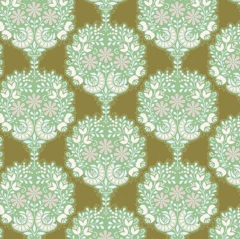 Harvest - Flower Tree - Green