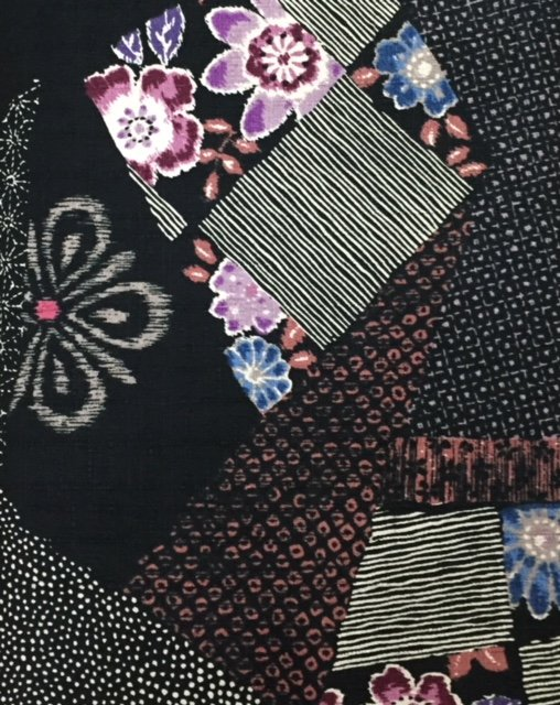 Japanese Floral -Dobby - AM5900-3C