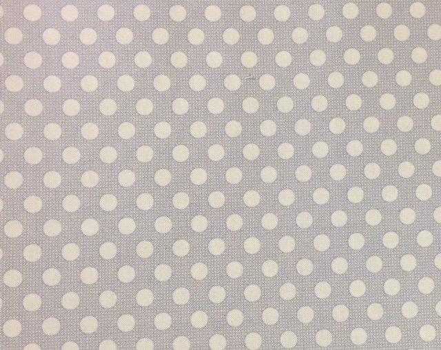 Tilda Medium Dots - Light Grey 2281