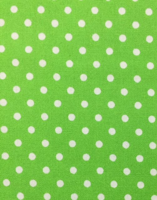 Bright Green with white spot - Sevenberry - 88190-53