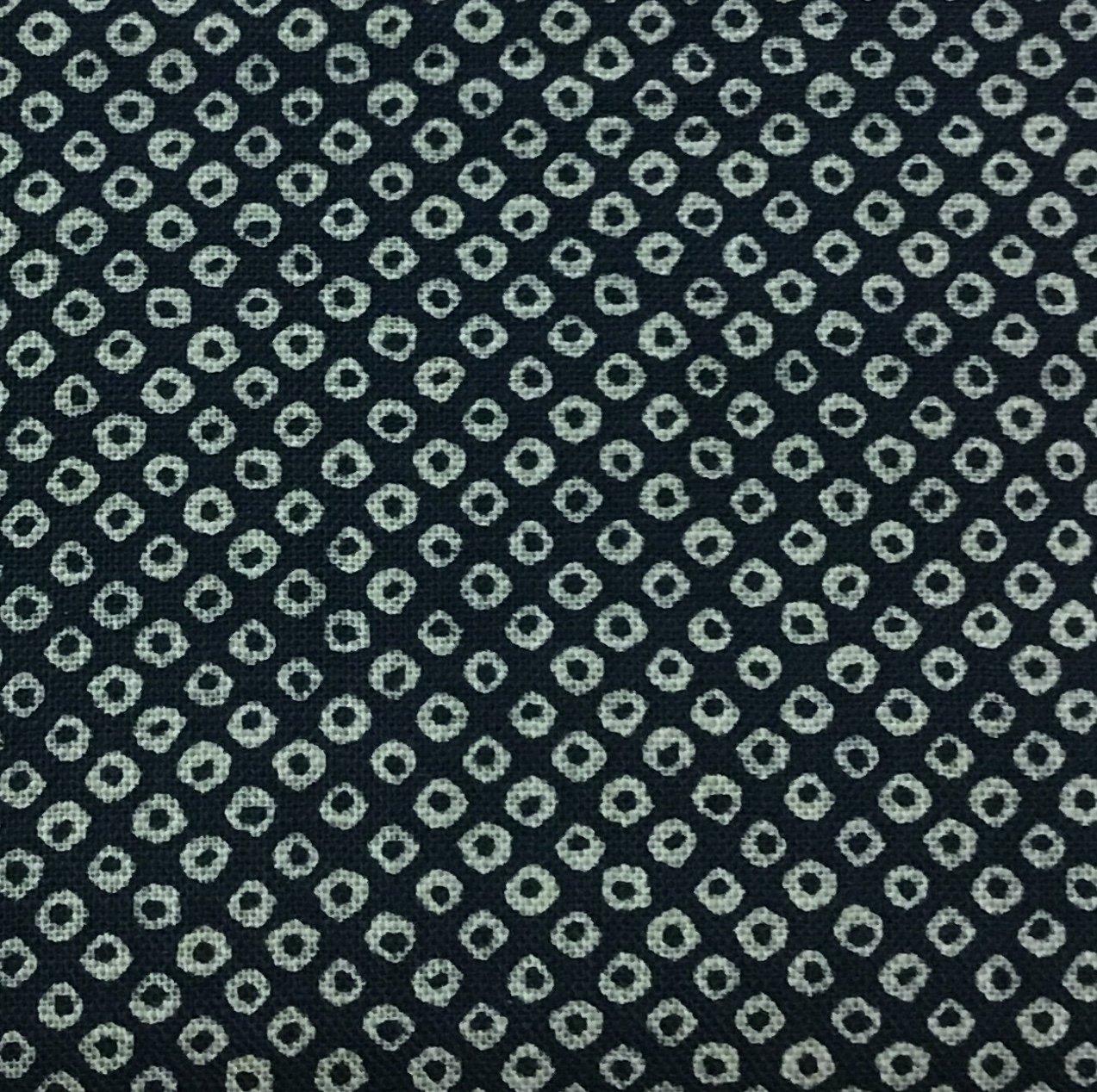 Japanese Woven eye - 88223-25 Indigo
