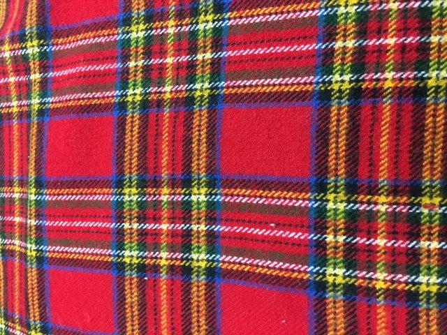 Primo Plaid Flannel R09-J373-0111 Red Tartan