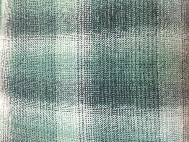 Primo Plaid Flannel J226-0112 Teal/Green