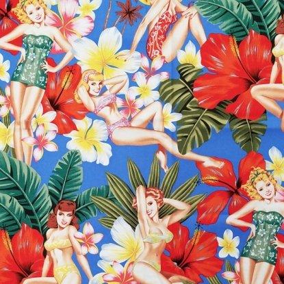 Island Girls - Blue - 81AR