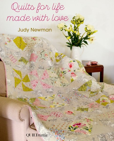 Quilts for Life Made With Love - Judy Newman