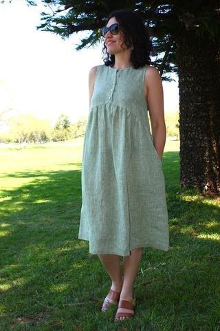 Tessuti Patterns - Lisa Dress