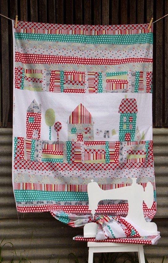 Little Houses Panel