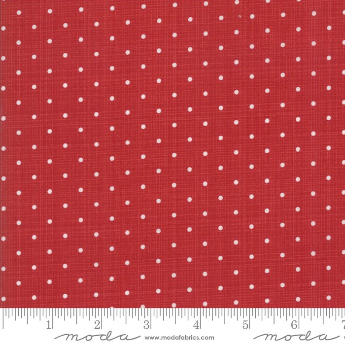 Sweet Tea - M5723-18 Red