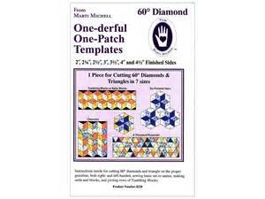 Marti Michell One-derful One-patch Templates