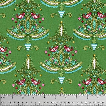 Merry Mistletoe - Green PWDF238