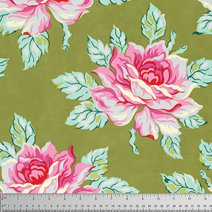 Nicey Jane - Hello Roses - Olive
