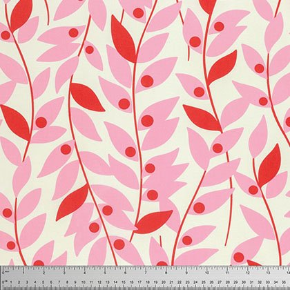 Nicey Jane - Lindy Leaf - Pink
