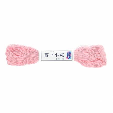 Sashiko Thread - ST-14 - Pale Pink