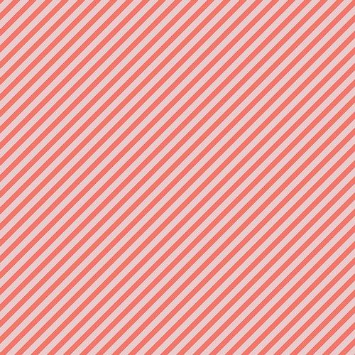 Les Petites Orange Stripe LEP810