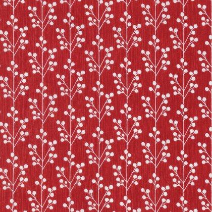 Winter Wonderland - Sprig - Red