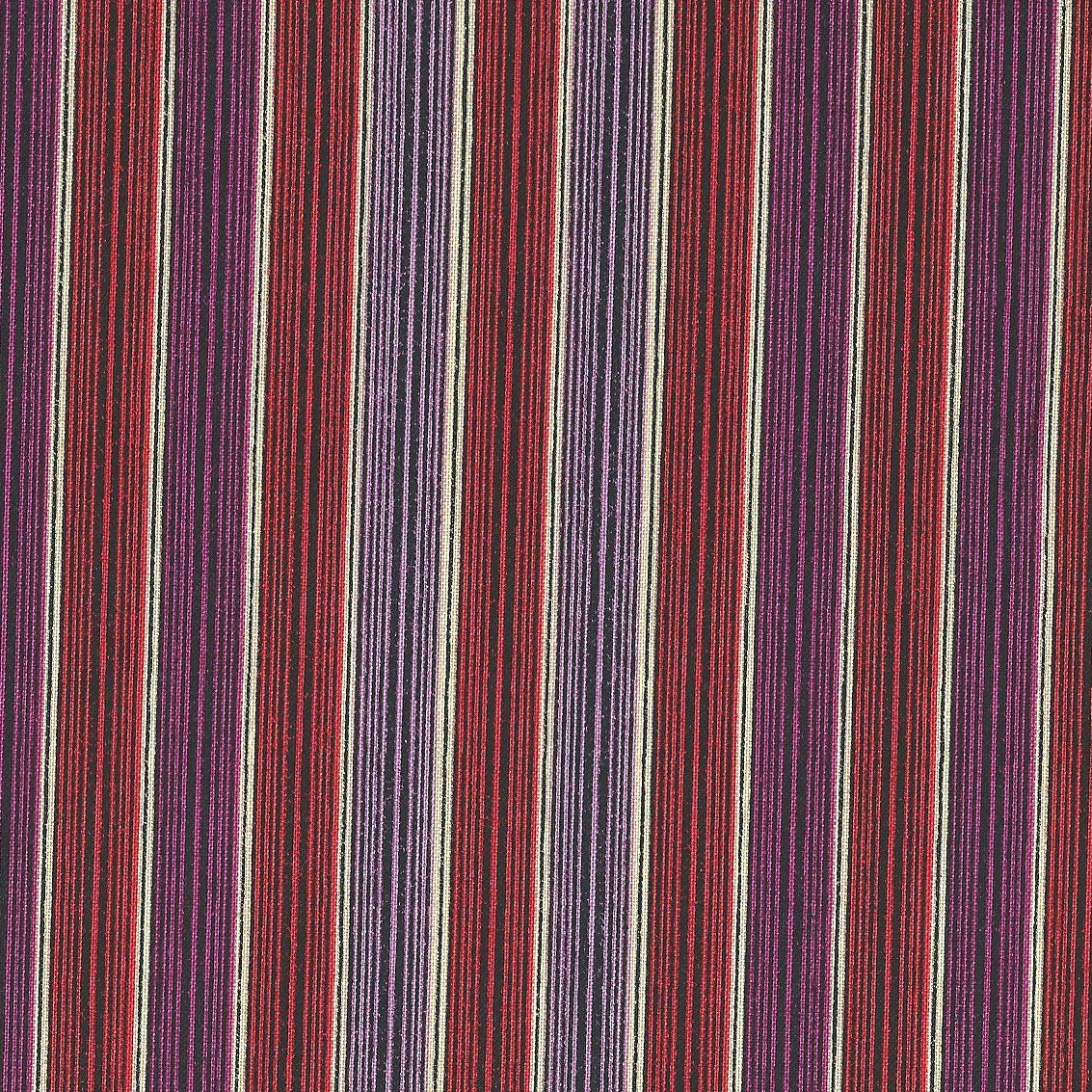 PWDS033 Shirt Stripe in Red