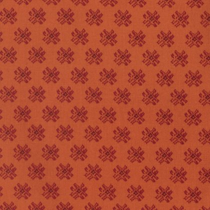 Tribal - Nomad - Terracotta - PWSL051