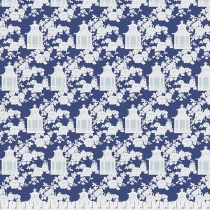 Gazebo - Gazebo Toile - Blue - PWTW151
