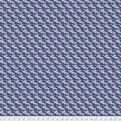 Gazebo - Small Floral - Blue - PWTW155