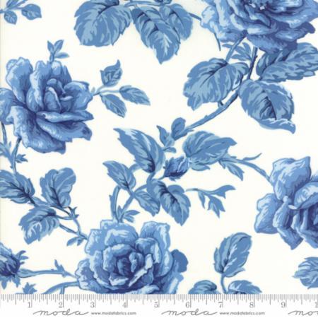 Regency Blues - Off White Blue M4230117