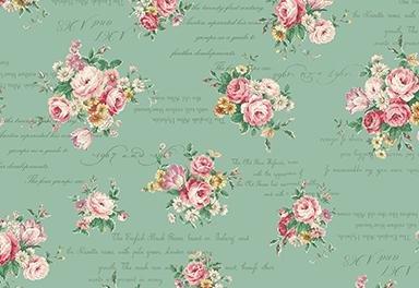 English Rose Garden - RU2310-13