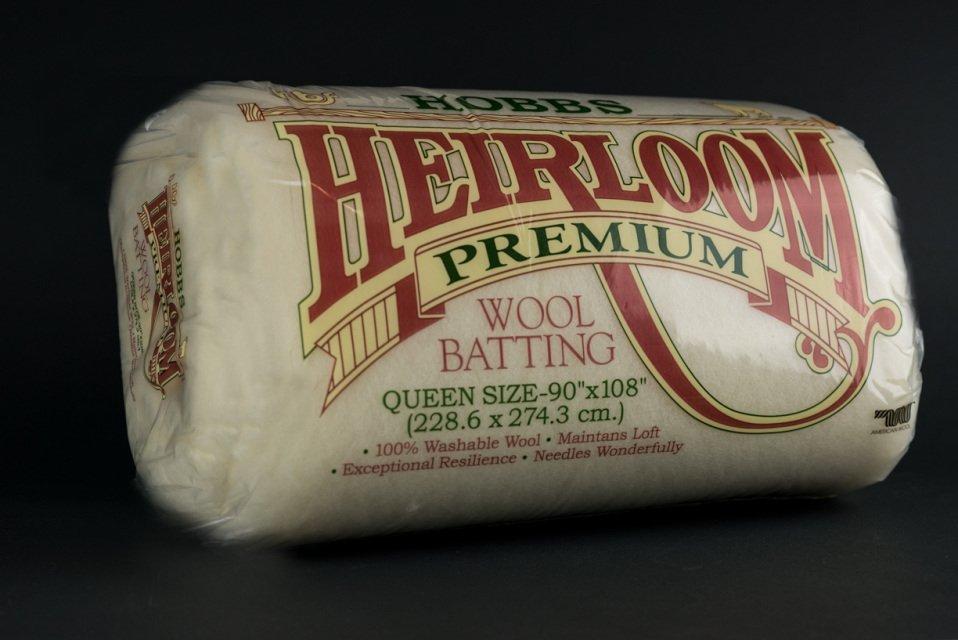 Hobbs Wool Wadding - Queen