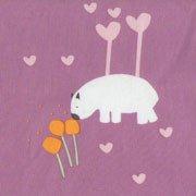 Saffron Craig Wombat Lovehearts
