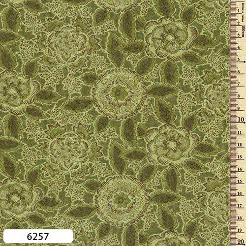 Sarasa - 6257 - Green