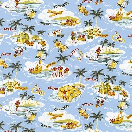 Island Paradise - SB4128DI - Sky