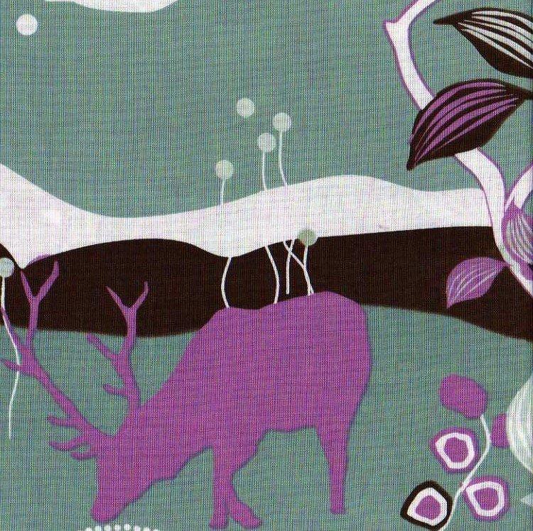 Saffron Craig - Elk Landscape
