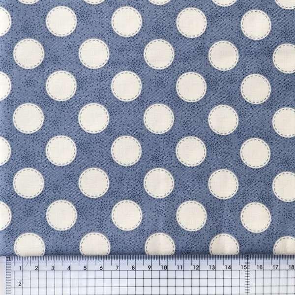Sewn Spot - Slate Blue-Tilda