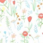 Sommer Garden-Plockade white DC7053