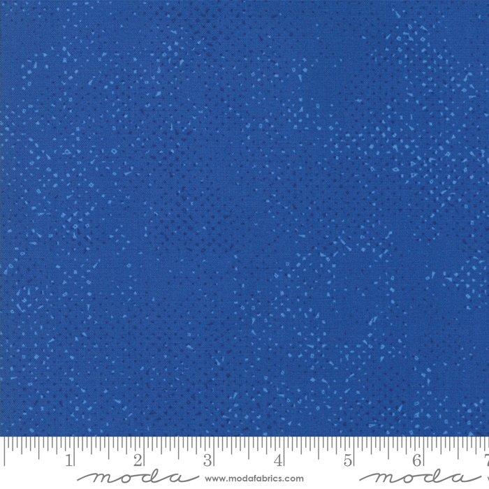 Spotted - Regatta Blue - M1660-37