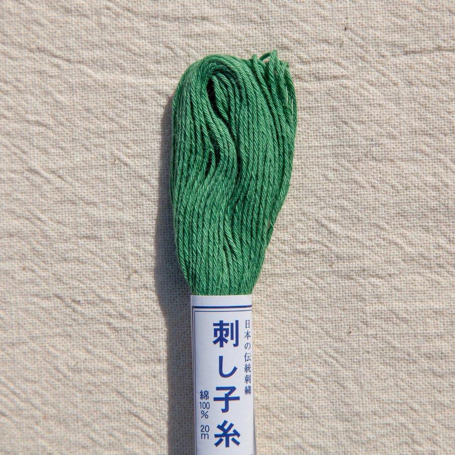 Sashiko Thread - ST-7 - Green