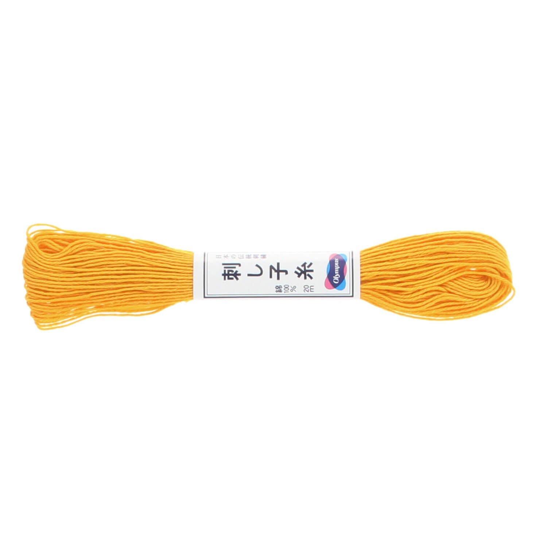 Sashiko Thread - ST-16 -Sunshine Yellow