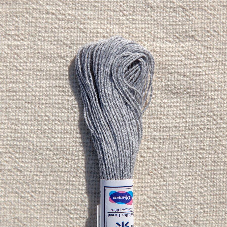 Sashiko Thread - ST28 - Grey