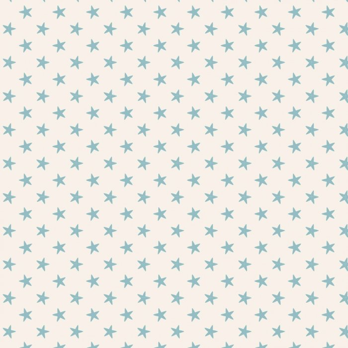 Classic Basics - Tiny Star Light Blue 130038