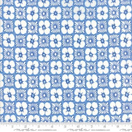Feed Sacks - True Blue - M23304-13