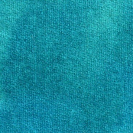 Wool Fabric - Turquoise