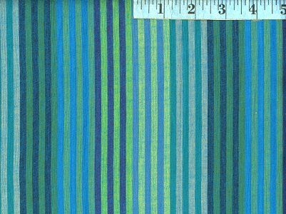 Woven Stripe-Wcater/blue